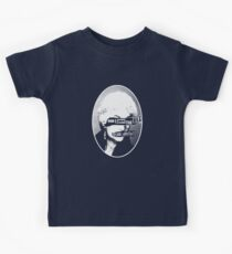 God Save the Bea (White) Kids Clothes