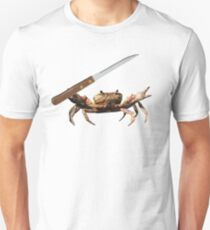 Crab Knife - ONE:Print Unisex T-Shirt
