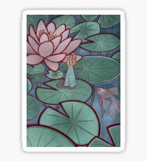 Thumbelina Sticker
