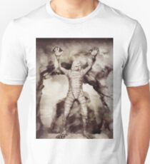 Creature From the Black Lagoon, Vintage Movie Unisex T-Shirt