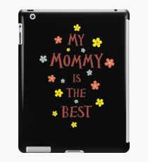 Happy Mothers Day iPad Case/Skin