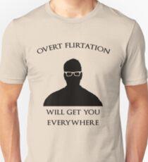 Overt Flirtation [Version 2] Unisex T-Shirt