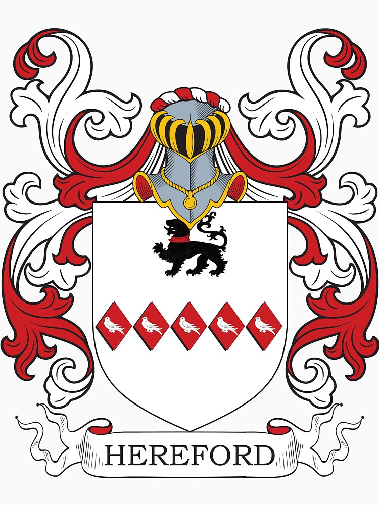 Hartford Coat of Arms by heraldrydesigns