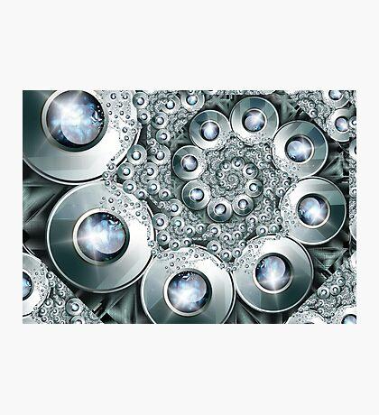 Over jeweled Photographic Print