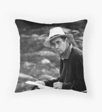 Whenever I am asked what kind of writing is the most lucrative, I have to say....... a ransom note! Throw Pillow