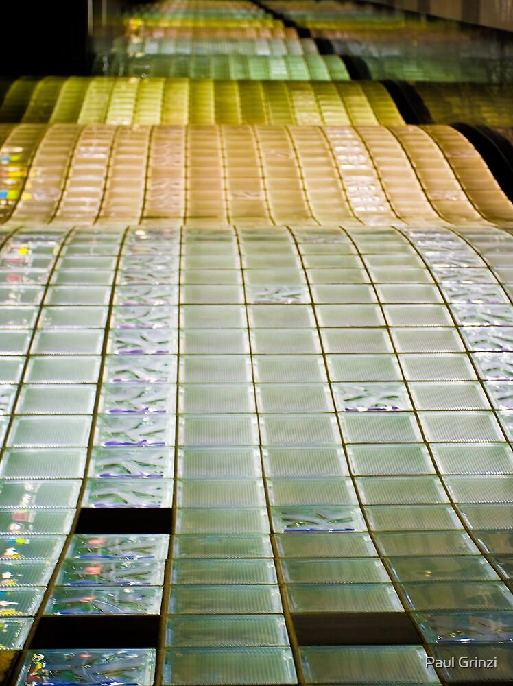 Glass waves by Paul Grinzi