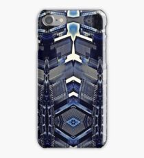 Commuter Blue iPhone Case/Skin