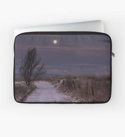 Moon Rise Melody Laptop Sleeve