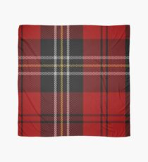 MacPherson Red Cluny Clan/Family Tartan Scarf