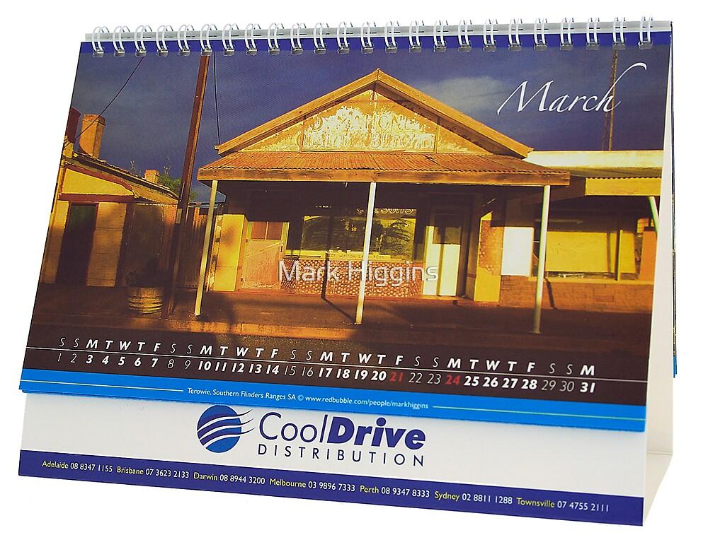 2008 Flip Calendar by Mark Higgins