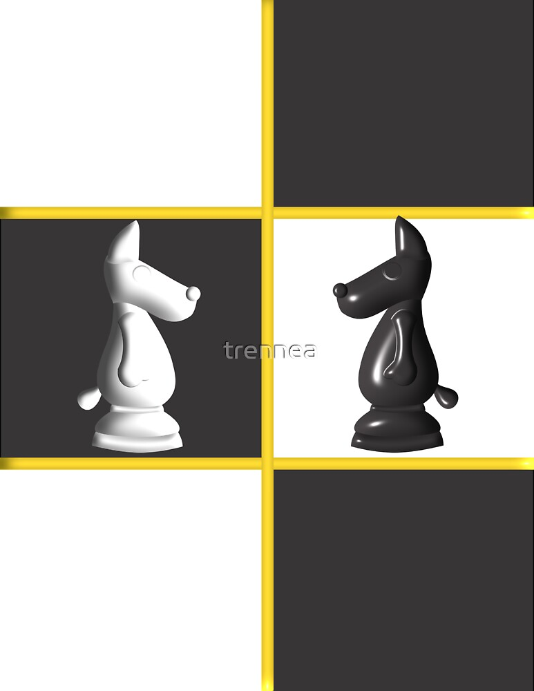 Let's Play Chess by trennea