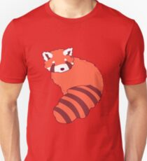 Cutie Red Panda Unisex T-Shirt