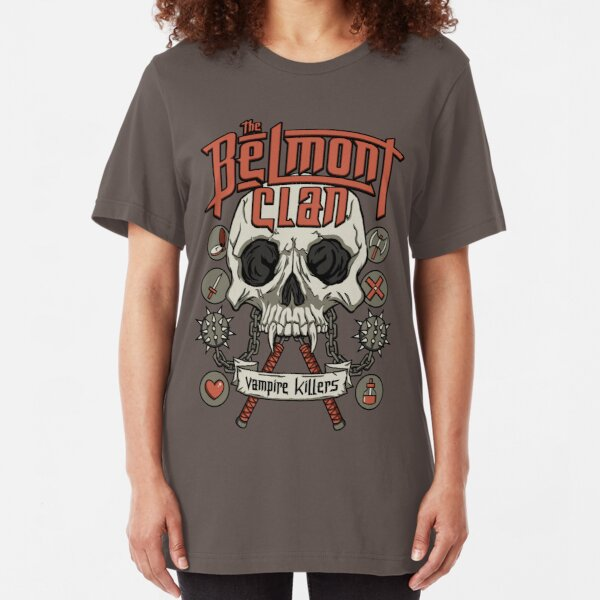 The Belmont Clan Slim Fit T-Shirt