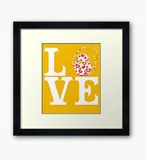 Love Easter Framed Print