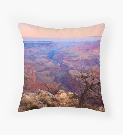 Grand Canyon Dawn Throw Pillow
