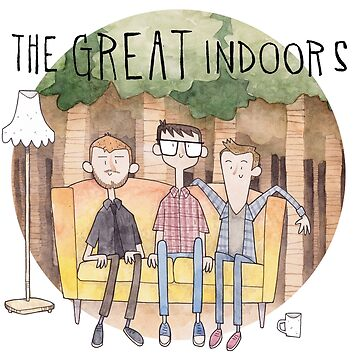 The Great Indoors Band T-Shirt by Spottyfriend