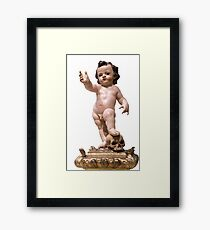 Βaby wins Framed Print