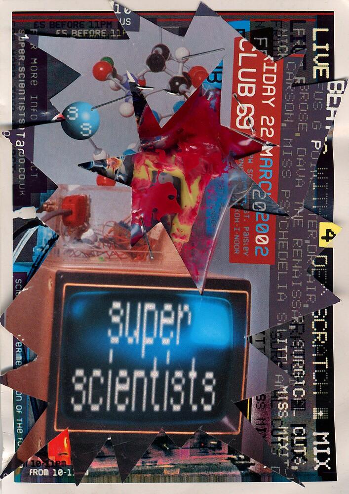 Super Scientific Exploding Flyer. by santakaoss