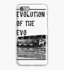 evolution of the EVO iPhone Case/Skin