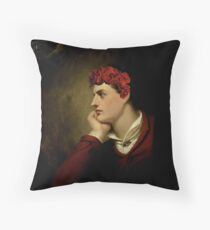 lord bae-ron Throw Pillow