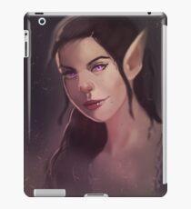 Young Elf iPad Case/Skin