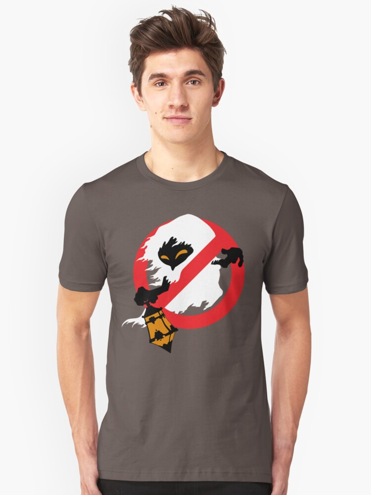 Alternate view of PoeBusters! Slim Fit T-Shirt