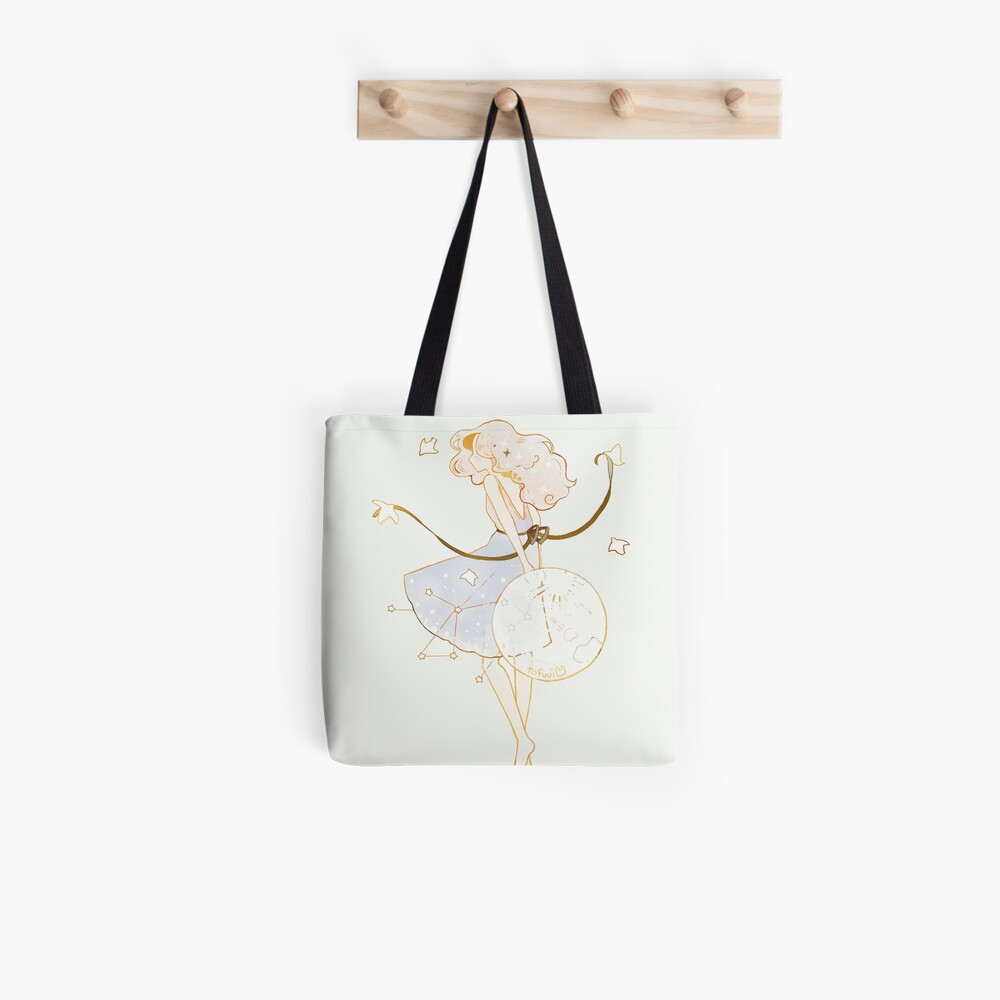 spring moon. Tote Bag