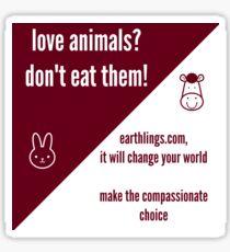 Earthlings Sticker