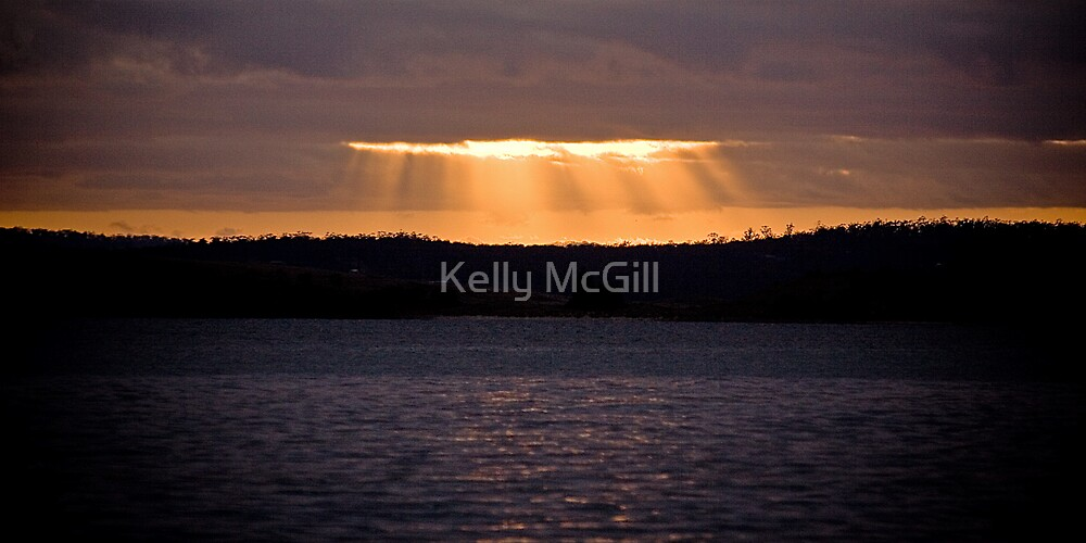 The Light from Above by Kelly McGill