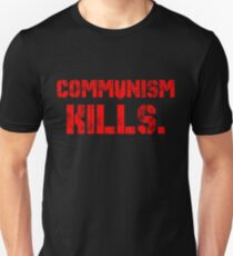 Communism kills T-Shirt