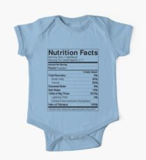 Half-Blood Nutrition Guide (Percy) Kids Clothes