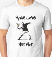Make Love, Not War Unisex T-Shirt