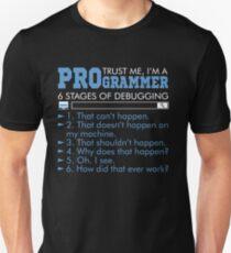 Trust Me I'm A Programmer T-shirt Unisex T-Shirt