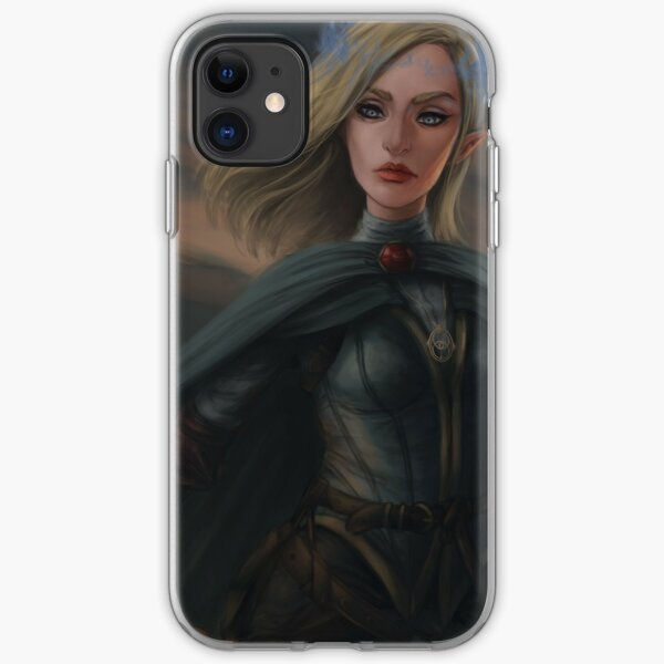 Aelin Fireheart iPhone Soft Case