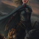 Aelin Fireheart by dianulala