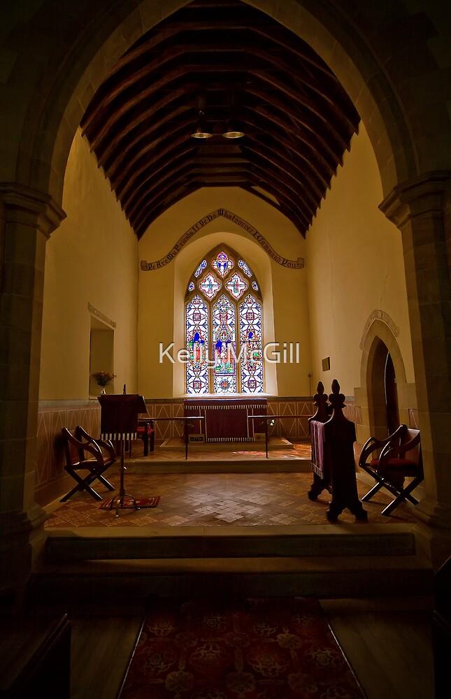 St John the Baptist Church, Buckland  by Kelly McGill