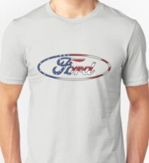 American Ford Unisex T-Shirt