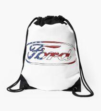 American Ford Drawstring Bag