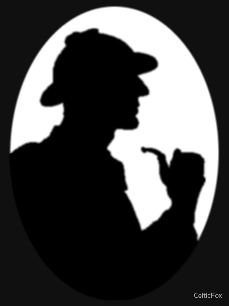 Sherlock Holmes by CelticFox