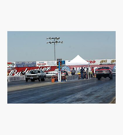 Total Power; Fomosa Raceway, McFarland, CA USA Photographic Print