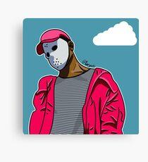 Ski Mask the Slump Gott Leinwanddruck