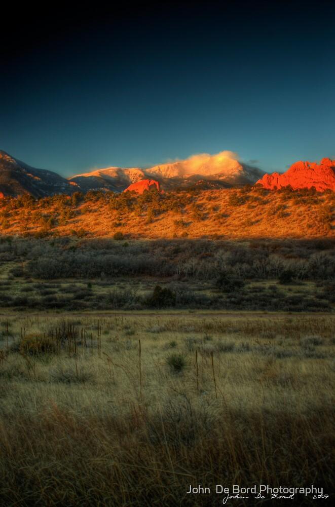 The Song Of the Desert by John  De Bord Photography