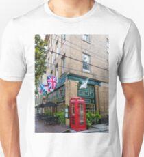 Six Pence Pub Unisex T-Shirt
