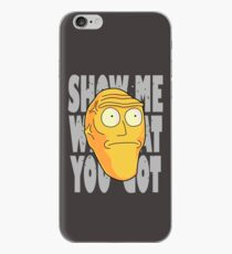 Show Me What You Got iPhone Case