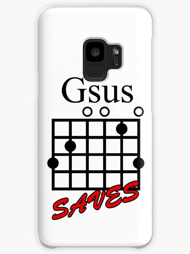 Jesus Saves (Gsus Saves) Guitar Chord\