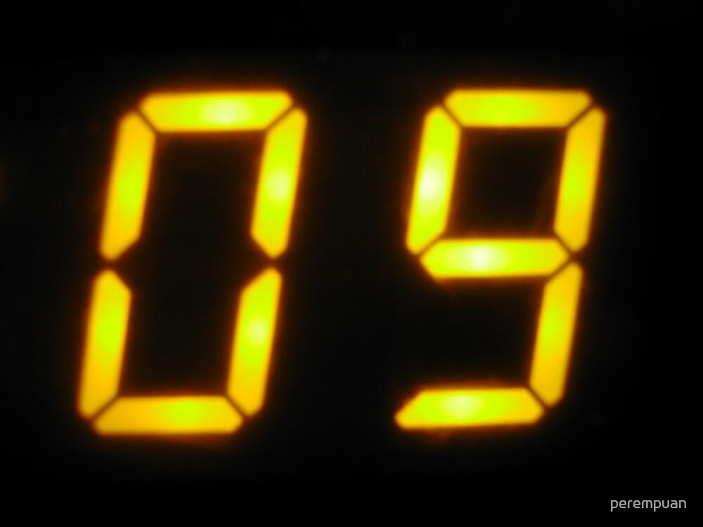 zero nine hour by perempuan