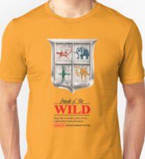 NES Breathing Wildly  Unisex T-Shirt