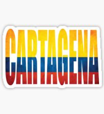 Cartagena Sticker