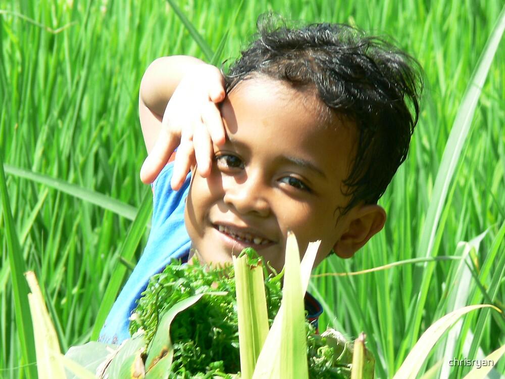 Bali kids by chrisryan
