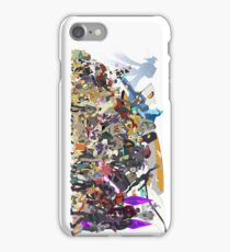 Voltron- all characters  iPhone Case/Skin